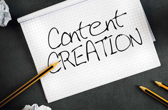 Content Creation in our company